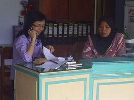 audit di bag.perawatan