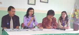 Tim auditor dg Tim PKM Mojoagung