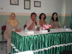 (Kasi Gizi DinKes Jombang, KaBid. BinKes Dinkes Jombang, Kabid. BinKes Dinkes Kota Malang & KaPusk. Mojoagung)