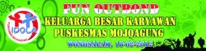 Fun Outbond Puskesmas Mojoagung